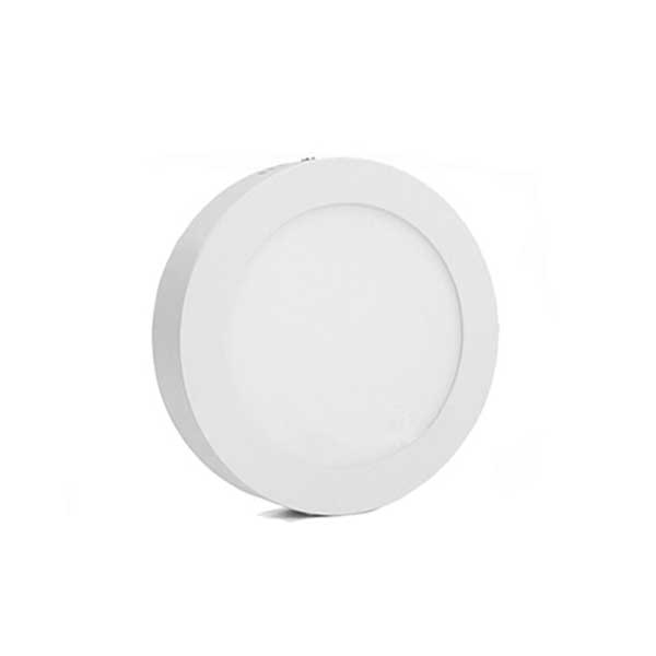 Dimmable Surface Mounted Indoor Slim Flexible China Round 6W 12W 18W 24W Ceiling Led Panel Light Lamp with Low Price