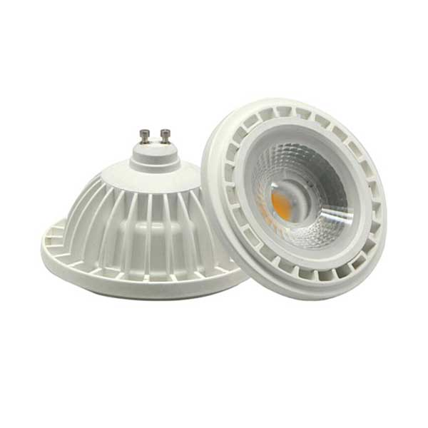 12w es111 led light gu10 AC110V AC220V 12V led spot light 24/36/60 degree ar111 led lamp