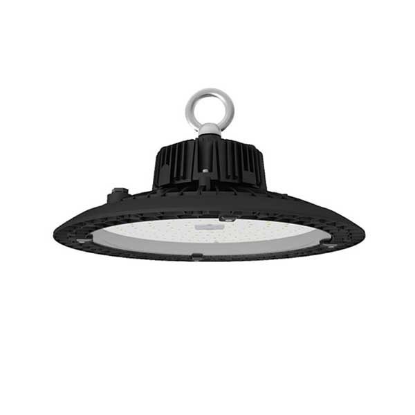 UFO LED High Bay Light 100w DLC Premium Listed 190lm/w Commercial Industrial Warehouse, Shop Light