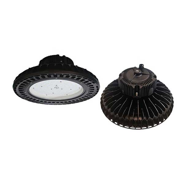 LED Shop Garage Light 250W Highbay LED Replacement 500W Halogen Round Aluminum Heatsink Offer IP65 UFO High bay light 250w