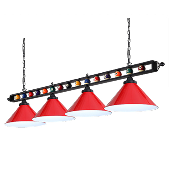 North Loft Black Iron billiard industry combination Chandelier For Bar kitchen Cafe Home Lightings Applique Murale Luminaire