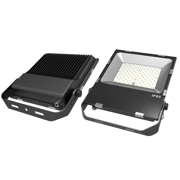Economical 10w 20w 30w 50w 80w 100w 150w 200w outdoor IP66 slim led flood light hot sale high quality LED Outdoor ultrathin Flood Light